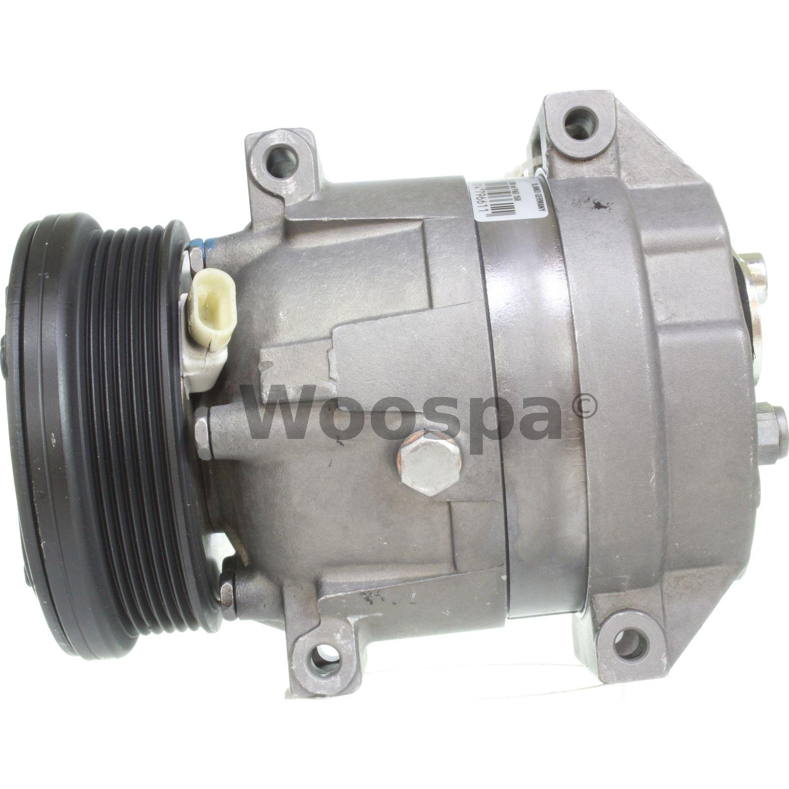 Compresor de Chevrolet Cruze j300 Epica kl1 2.0 CDI diesel z20dmh x20d1 nuevo
