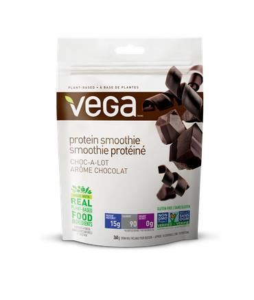 VEGA, Protein Smoothie - Choc-A-Lot, 264g