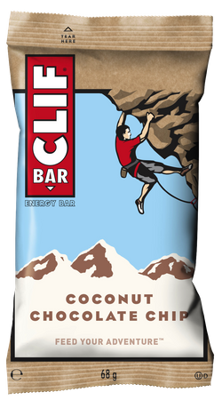 CLIF BAR® Energieriegel Coconut Chocolate Chip, 12er Box – Bild 1