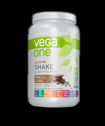 Vega One Nutritional Shake Mocha