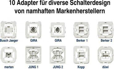 HomeMatic Installationsadapter fuer Berker, B2 – Bild 2