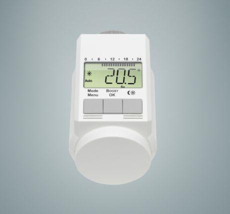 komfort heizkoerperthermostat model l 39 pro 39 mit boost funktion incl stabiler metallmutter. Black Bedroom Furniture Sets. Home Design Ideas