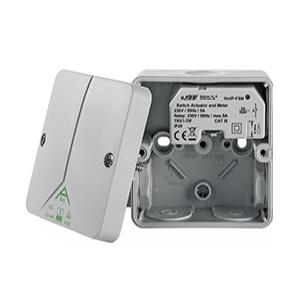 Homematic IP Dimmaktor Aufputz - Phasenabschnitt – Bild 1