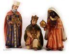Orientalische Krippenfiguren, Set, Polyresin, für Weihnachtskrippe 11-tlg.11 cm Bild 3