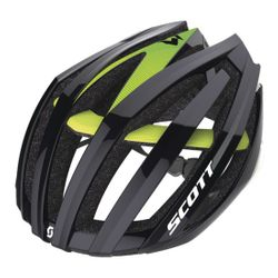 SCOTT VANISH EVO HELM 2014 BLACK/GREEN S – Bild 1