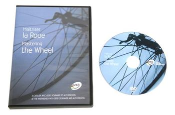 "DVD DT SWISS ""MASTERING THE WHEEL"" PAL"