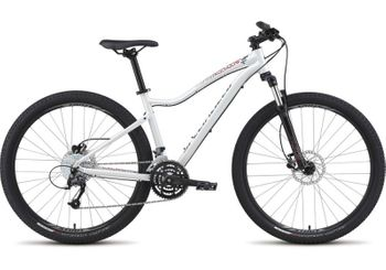 SPECIALIZED JYNX COMP 650B PRL WHT/FLORED/CHAR M, Gloss Pearl White/Flo Red/Charcoal, 2015
