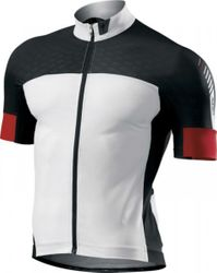 SPECIALIZED RBX PRO JERSEY SS WHT/RED M, White/Red, 2014