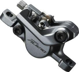 SHIMANO Bremssattel ALIVIO BR-M4050, VR oder HR, PM, B01S Resin, Grau