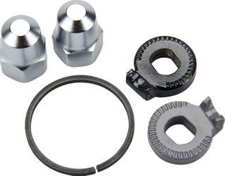 SHIMANO Komponenten für Schaltmotor-Einheit ALFINE Di2 MU-S705, Vertikal R7/7L, (7R) Sch