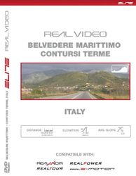 DVD BELVEDERE  - CONTURSI FÜR REAL AXION, POWER, TOUR