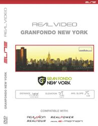 DVD GRANFONDO NEW YORK FÜR REAL AXION, POWER, TOUR