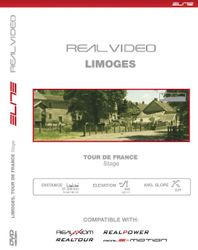 ELITE DVD LIMOGES TDF FÜR REAL AXION/POWER/TOUR
