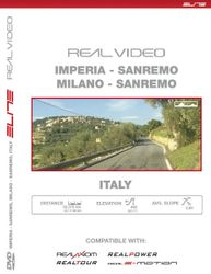 DVD MILANO SANREMO IMPERIA-SANREMO FÜR REAL AXION/POWER/TOUR