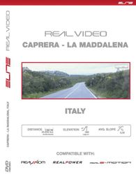 ELITE DVD CAPRERA - LA MADDALENA FÜR REAL AXIOM UND REAL POWER
