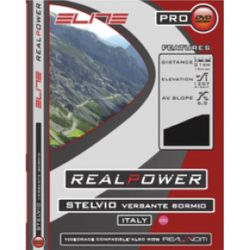 ELITE DVD STELVIO 1.PART VERSANTE-BORMIO FÜR REAL AXION UND REAL POWER