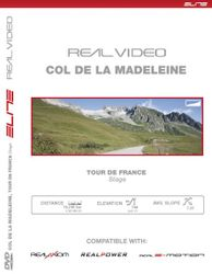 DVD COL DE LA MADELEINE FÜR REAL AXION UND REAL POWER