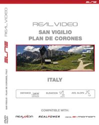 DVD SAN VIGILIO-PLAN DE CORONES FÜR REAL AXION UND REAL POWER