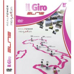 9XDVD GIRO D'ITALIA COLLECTION 2008 FÜR REAL AXIOM UND REAL POWER
