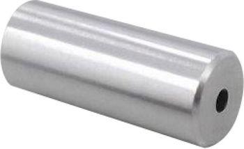 SHIMANO Endkappe Schaltzugaußenhülle SP41 gedichtet für Schaltwerk, 4 mm, Aluminium, Sil