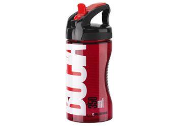 ELITE Trinkflasche BOCIA RED weiße Grafik