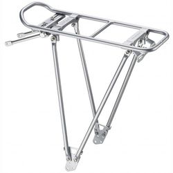 "racktime Foldit 26""/28"" adjustable silber"