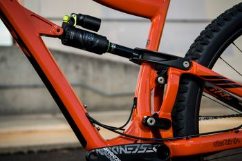 IBIS RIPMO AF RED SAVINA SRAM GX BUILD – Bild 6