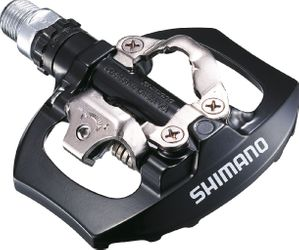 Shimano Pedale PD-A530 DUO-Pedal schwarz