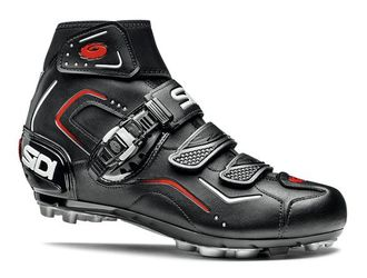 SCHUHE SIDI MTB BREEZE RAIN BLACK GR.  48