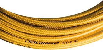 BREMSZUGAUSSENHÜLLE JAGWIRE CGX-SL 5,0MM VE3M GOLD