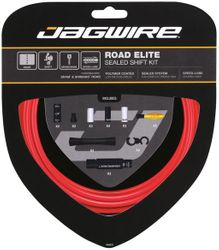 SCHALTZUGSET JAGWIRE ROAD ELITE SEALED KIT ROT