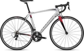 SPECIALIZED ALLEZ COMP DSW SL BRSH/TARBLK/RED/CHAR 49