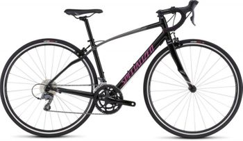 SPECIALIZED DOLCE BLK/CHAR/SIL/PNK 57