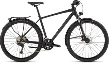 SPECIALIZED CO EXPERT DISC BLK/RED L