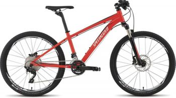 SPECIALIZED HTRK 24 XC PRO RKTRED/BLK/WHT 13