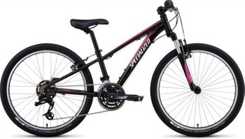 SPECIALIZED HTRK 24 XC GIRL BLK/PNK/WHT 11