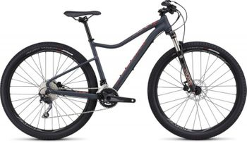 SPECIALIZED JYNX EXPERT 650B CARBGRY/NRDCRED/CRL XS