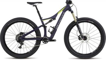 SPECIALIZED RHYME FSR COMP CARBON 6FATTIE DPNDGO/HYP/CLGRY SMALL – Bild 1