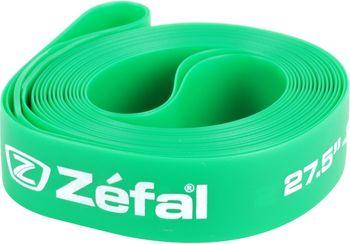 "ZÉFAL FELGENBAND MTB 27,5""/20MM GRÜN PAAR PVC-SOFT"
