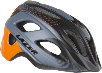 HELM BEAM CE/BLACK ORANGE STRIPES L .