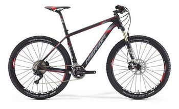 MERIDA BIG.SEVEN 7000 2016 CARBON(ROT/GRAU) – Bild 1