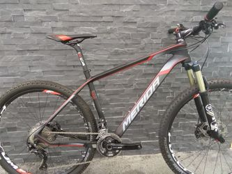 MERIDA BIG.SEVEN 7000 2016 CARBON(ROT/GRAU) – Bild 4