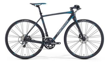 MERIDA SPEEDER 3000 2016 CARBON/HELLBLAU