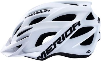 HELM MERIDA CHARGER 58-62CM WEISS