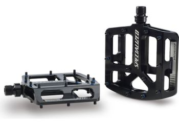 SPECIALIZED BENNIES PLATFORM PEDALS BLACK ANO