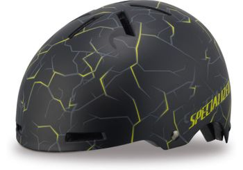 SPECIALIZED COVERT KIDS HELM CE HYPER CRACKLE
