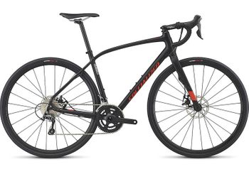 SPECIALIZED DIVERGE ELITE DS-WORKS BLK/RKTRED 2017
