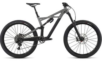 SPECIALIZED ENDURO FSR COMP 650B BLK/CHAR 2017