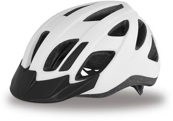SPECIALIZED CENTRO LED HELM WHITE ADULT