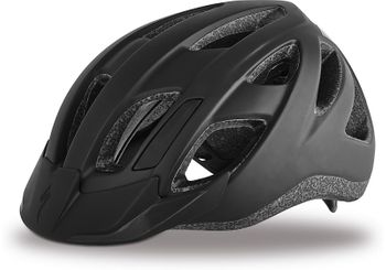 SPECIALIZED CENTRO LED HELM BLACK ADULT